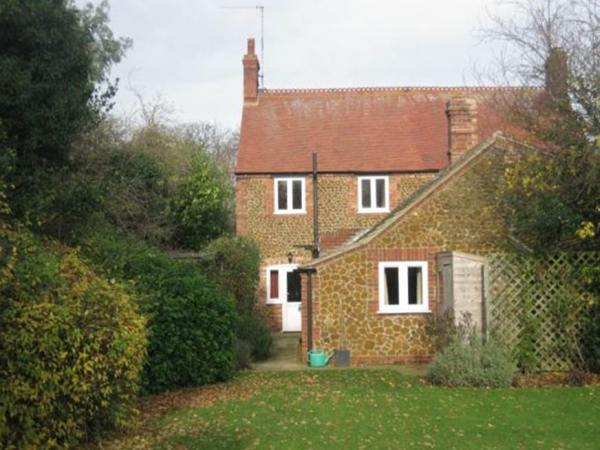 Emily Cottage - rear view