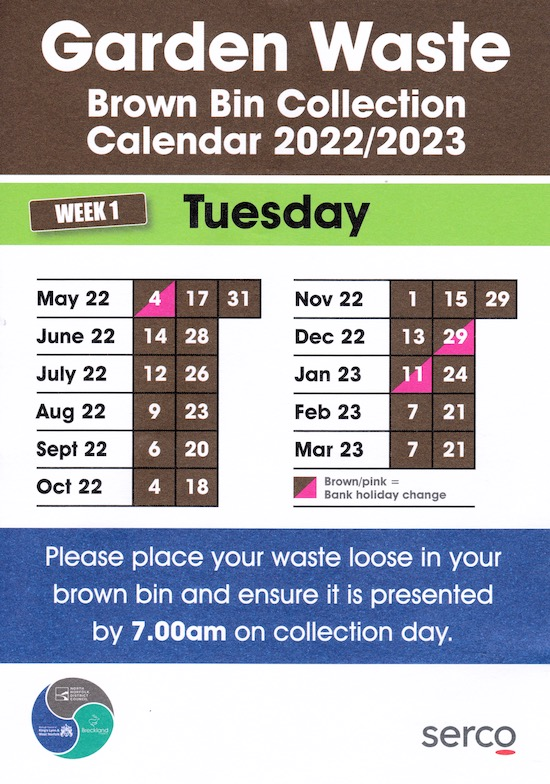 Waste collection arrangements